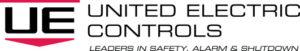 ue logo with tagline