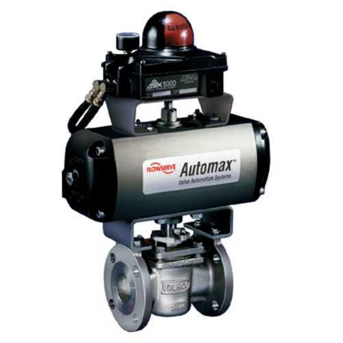 Flowserve - Accord Actuators